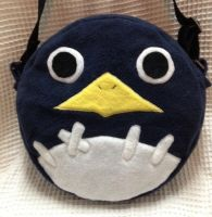 Prinny purse~ by Eyeheartz0rd