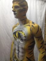 MU Themed Bodyart 02 by OldirtyZombie