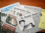 Newspaper template by wildsway18