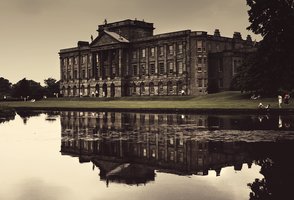 Lyme Park Grounds by Rustmouth