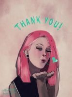 Thank you by TeeLamb