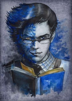 Beast - Hank McCoy by Irrisor-Immortalis