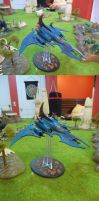 Dark Eldar Razorwing by Asurael-Returns