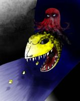 Pac-Man Revisited by Riverd