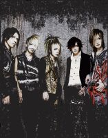 The gazette by Seri-chan-otaku