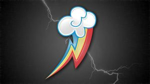 The mark of the thunder -HD walllpaper by IvantheBrony