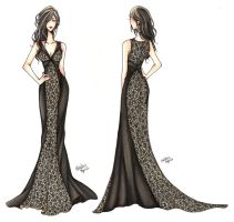 Stephanie D. Couture - Spring 2014 Sneak Peek by ember-snow