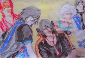 Who is hotter? by TaichouKuchiki