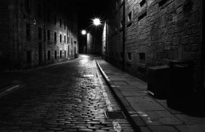 Streets of Edinburgh 4 by budzislaw