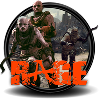 Rage icon by s7 by SidySeven