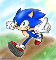 .:Daytime Run:. by SEGA-Sonic15