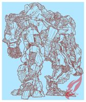 Transformer: TUMBLER by BongzBerry