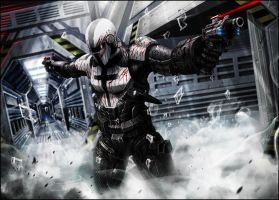 Templar Special Forces by Hells-Gate-Arrested