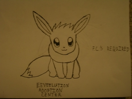 anyone want eevee? by SSJALEX