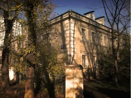 Old Moscow House by coldtheo