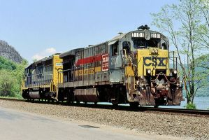 CSX 3101 on C-712 by cr6660