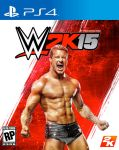 WWE 2K15 Dolph Ziggler PS4 Cover by RatedRDesigns