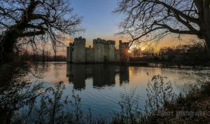 Bodiam Castle by jasonthe5150