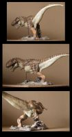 T Rex color 01 by yerduf
