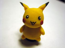 Pika Magnet Front by Etherpendant