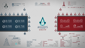 Assassin's Creed - Unity by mraju94