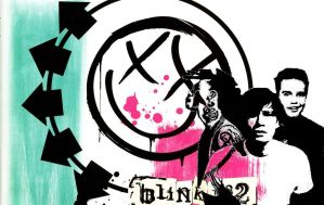blink 182 by boxman182