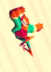 RADICAL GIF! by LouVictorsk