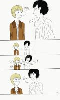 Sherlock - you wanna see? by wrongdeductions