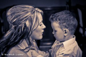 Mother and Son by Rustyoldtown
