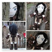 Loghain in Custom Armor: Dragon Age Commission by VineyardElf