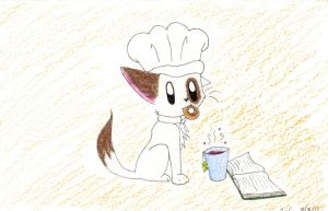 Can I haz bagel? by TOM-CATS
