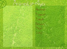 Animals-Nya FICHA by purple-coffee