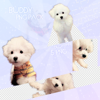 Png Pack (14) Buddy by DLCeren19