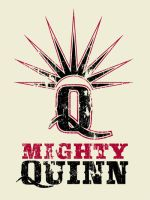 Mighty Quinn Logo by jqdesigner