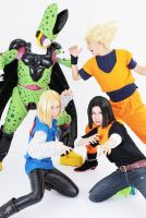 Android17 2 - DragonBall Z by Miri-cosplay