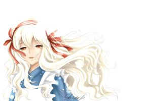 Fan Art: Mary, Kagerou Project by chocassajulie