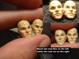 white lab coat rex head comparisson 2 by lovefistfury