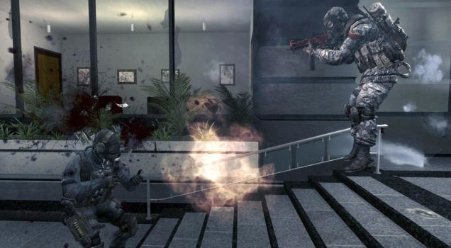 Jump Attack from MW3 by popking247