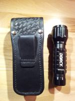 Custom Leather Torch pouch (2) by siegeandspike