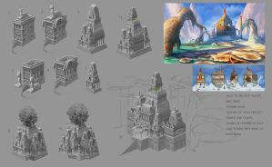 Temple Designs by TamberElla