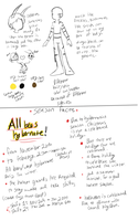 Bizzy Bee info: Part 3 by TheLittlehoneybee