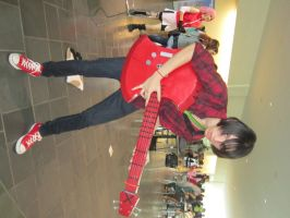 Marshall lee Cosplay by AskStrawberryPrncss