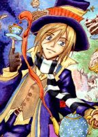 Mad Hatter by Illien-chan