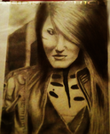 Ashley Purdy Fan art by RedPineapple1