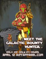Galactic Bounty Hunter at RIPT by ninjaink