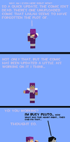 Minecraft Comic - Ups and Downs Update by elecman108