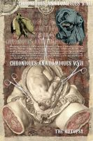 Chroniques Anatomiques V.VII by misfitmalice