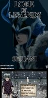 Lore of Legends - Sejuani by YayoArellano