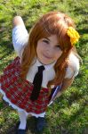 Those happy school days - Hungary - Aph gakuen by blanelle29