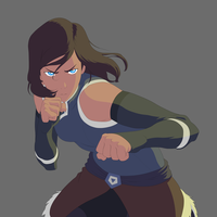 New Korra by tbowe321